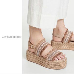 Anthropologie 'Kaanas' Goa Platform Sandal